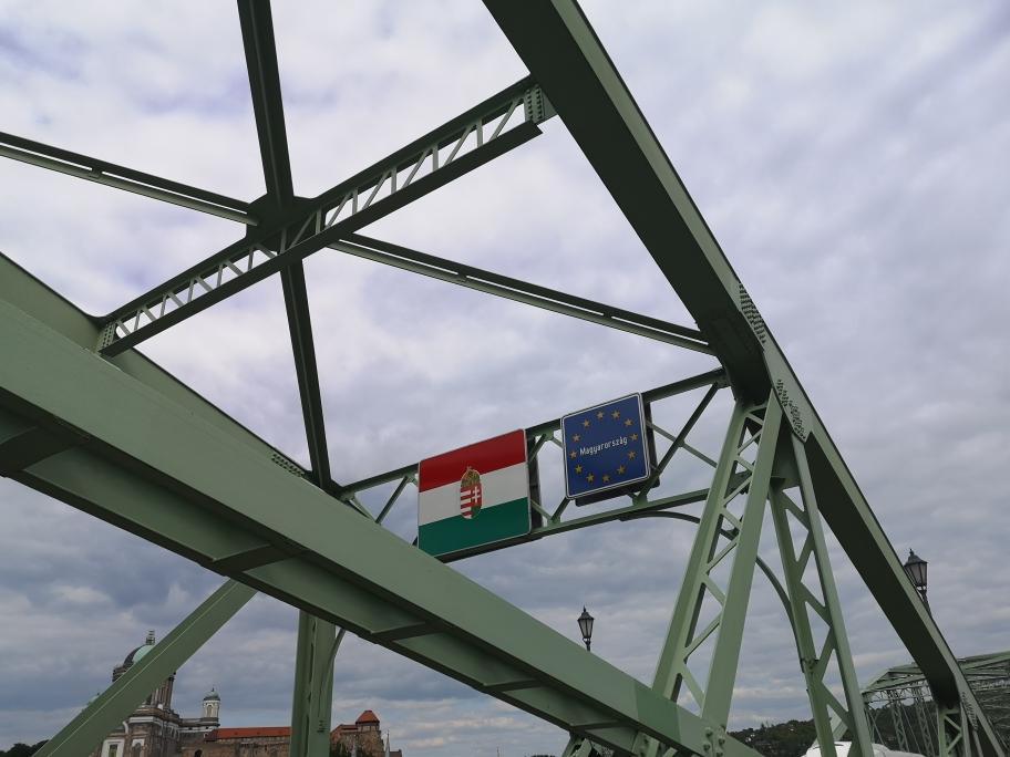Auf nach Ungarn - unser dritter Grenzübergang