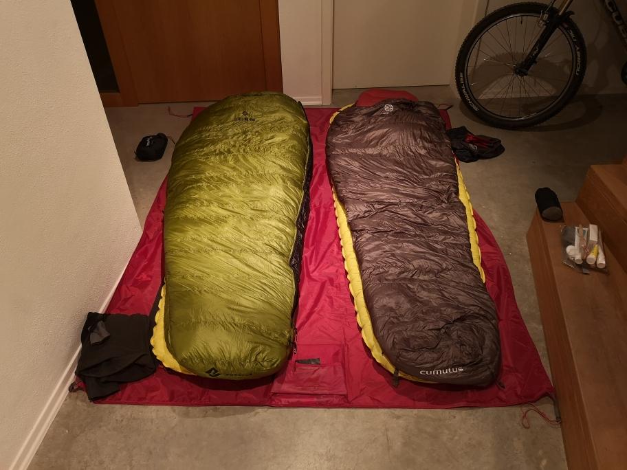 Unser Schlafplatz in Landshut
