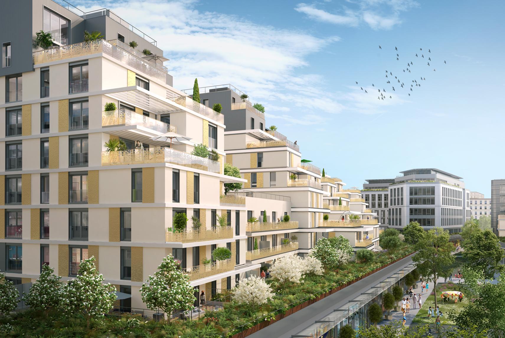 Cogedim choisit OGGA pour connecter les logements du quartier Issy Cœur de Ville !