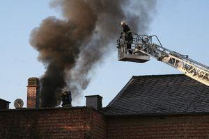 danger feu de cheminée