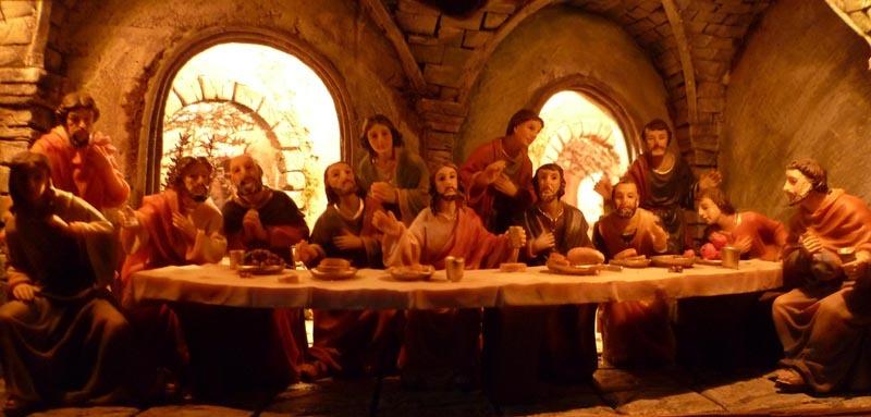 L'ultima cena_di G.Crivelli