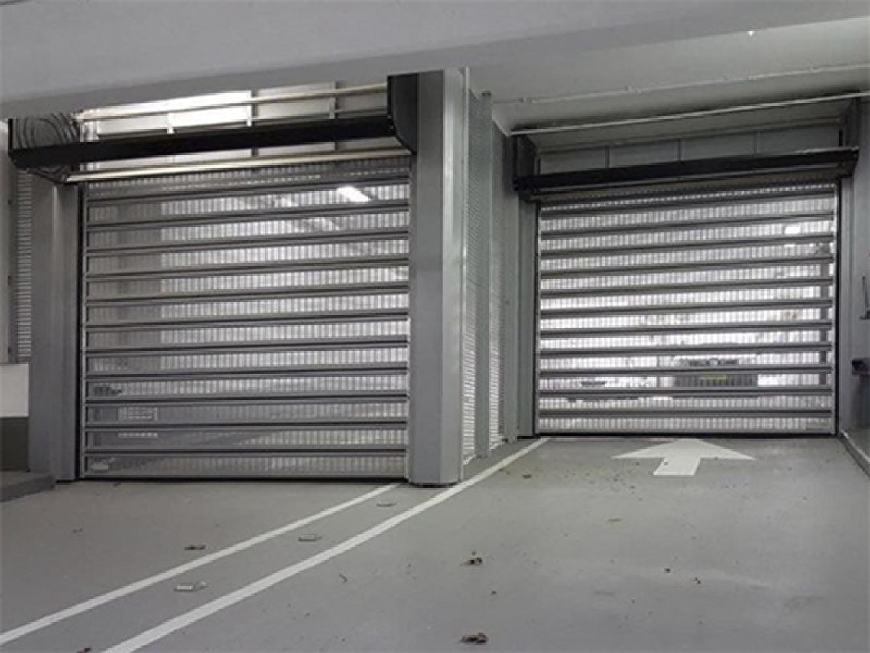 ThermicRoll Airflow für Tiefgaragen und Parkhäuser
