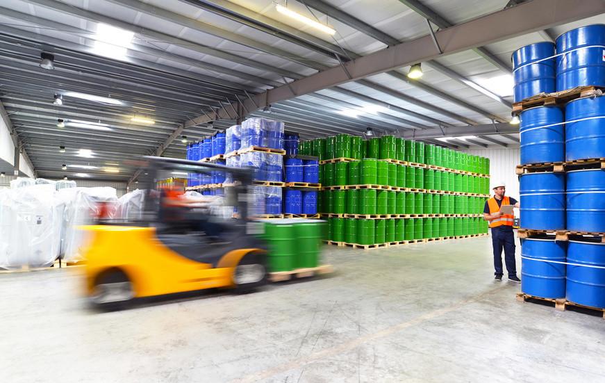 Schnelle Tore beschleunigen Ihre Logistik !