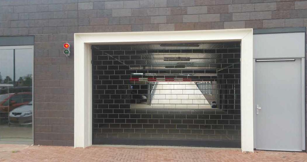 StackTor für Garagen und Tiefgaragen