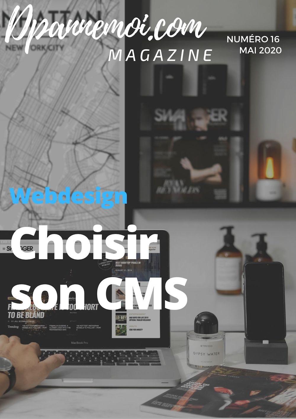 Comment bien choisir son CMS ?