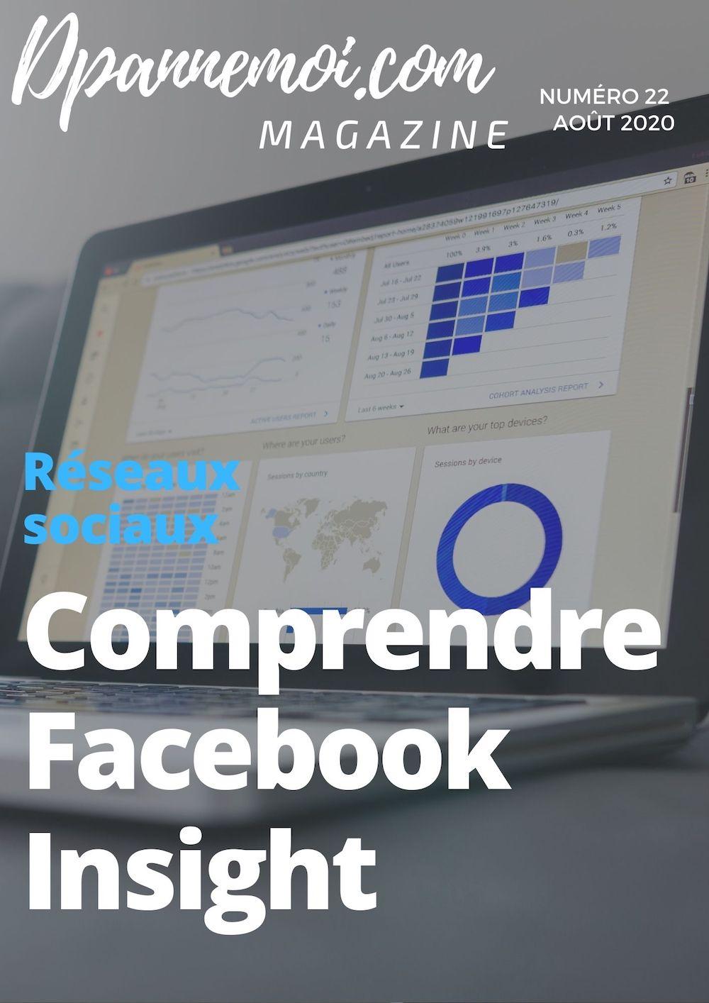 le guide pour enfin comprendre Facebook Analytics