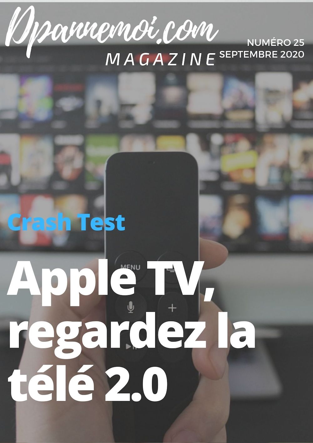 Apple TV - Mon Test
