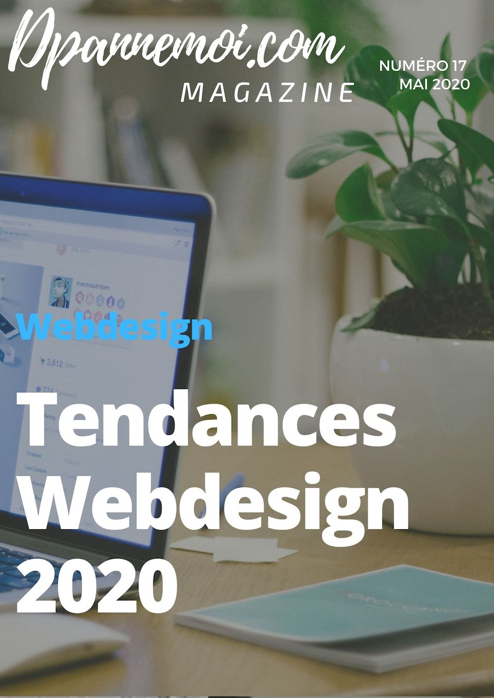 Tendances webdesign 2020