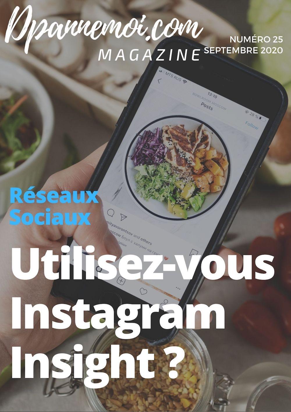 le guide ultime pour enfin comprendre Instagram Insight