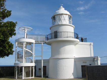 1870明治3年:樫野埼灯台・ブラントンの日本での初設計
