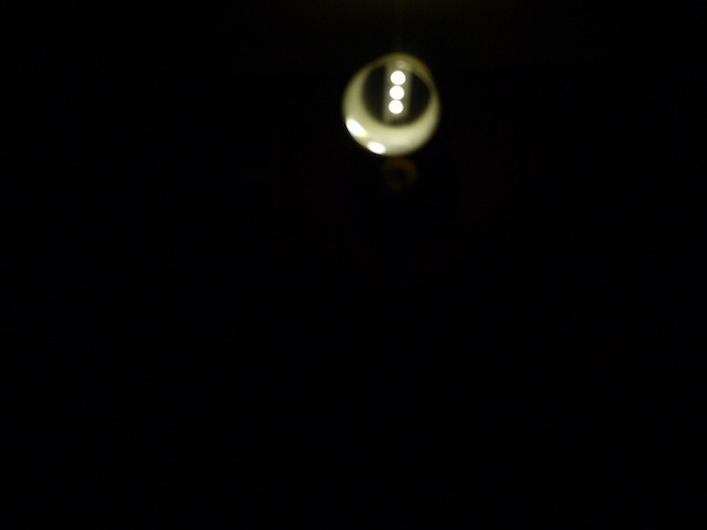 LEDライトです 結構明るくて電気が食わない