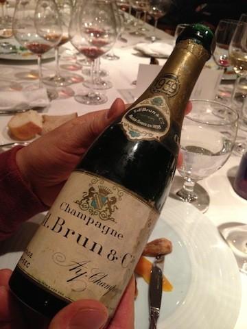 実は1959年のシャンパン さけもとママの記念年!