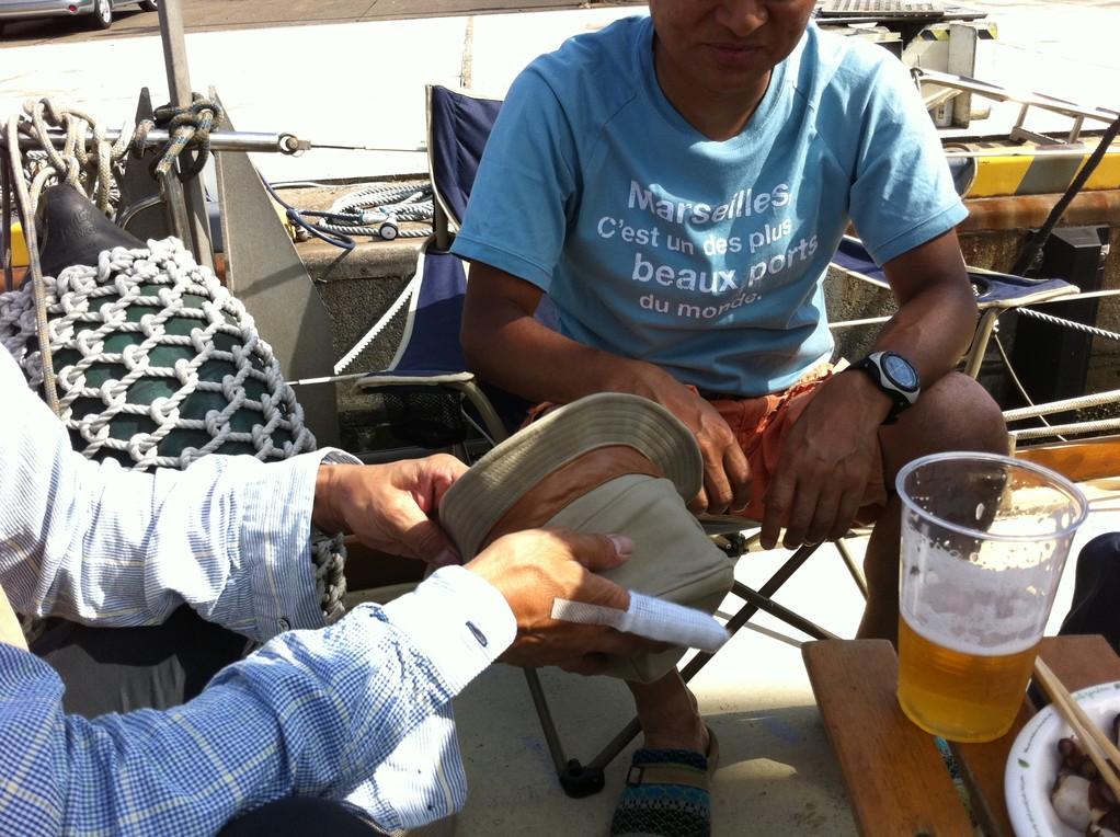 だからよー ビールがぶがぶ 日本酒ちびちび