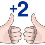 2Klick Lösung Twitter Facebook Google in Jimdo