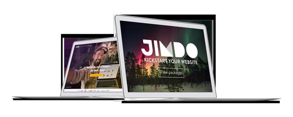 Jimdo Website Design