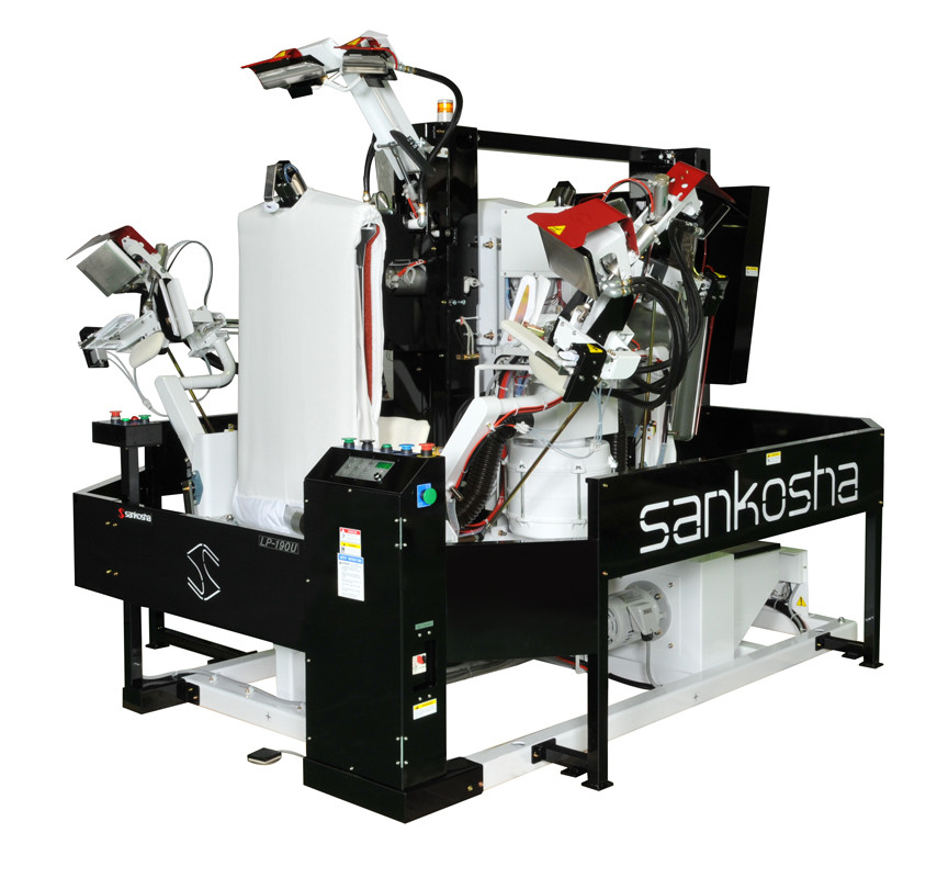 Sankosha Double Buck Shirt Press