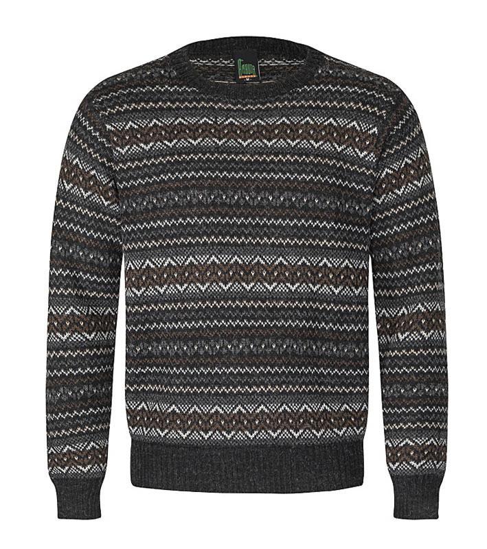 Alpaka Pullover für Herren Alpaka Strickenwaren aus Fairem