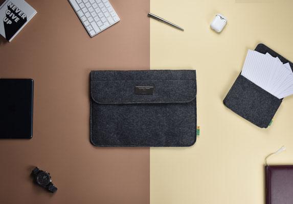 Mac´s Liebling - Filztasche MacBook