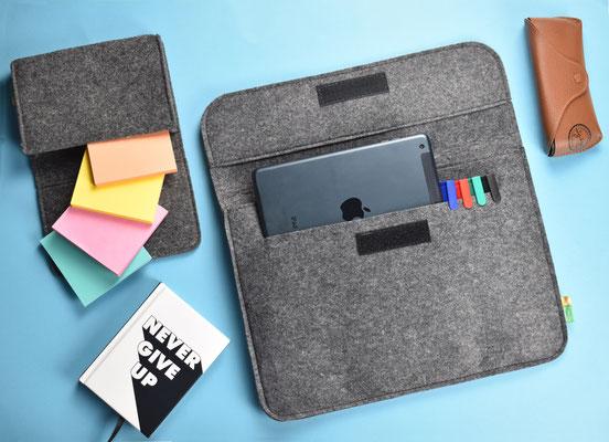 Mac´s Liebling - Filztasche MacBook Pro