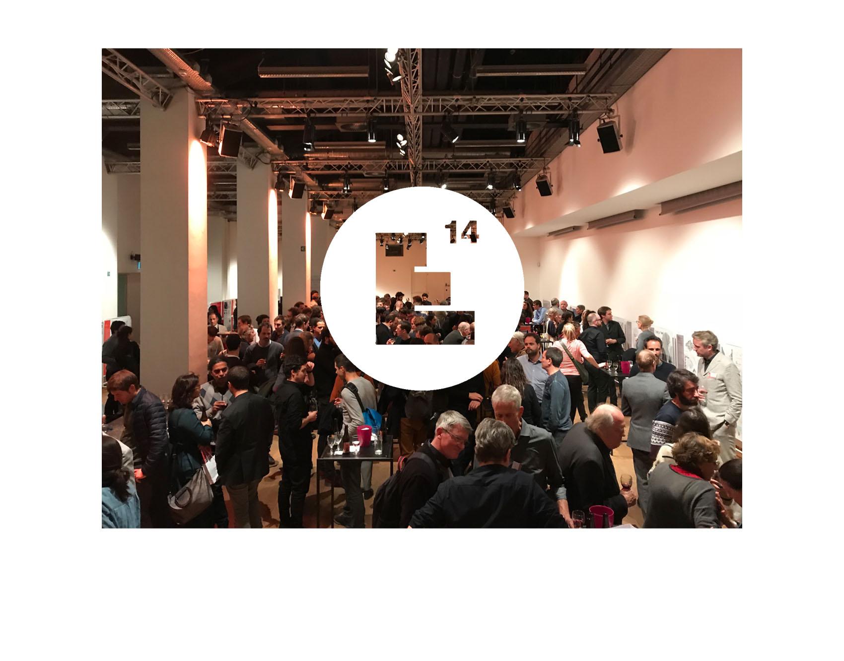 """11/2018<br>HERR & SCHNELL sind beim Europan 14 Inter-Sessions Forum in Brüssel<br>zum Thema produktive Stadt vertreten<br><br><a href=""""/e14"""">Projekt</a>"""