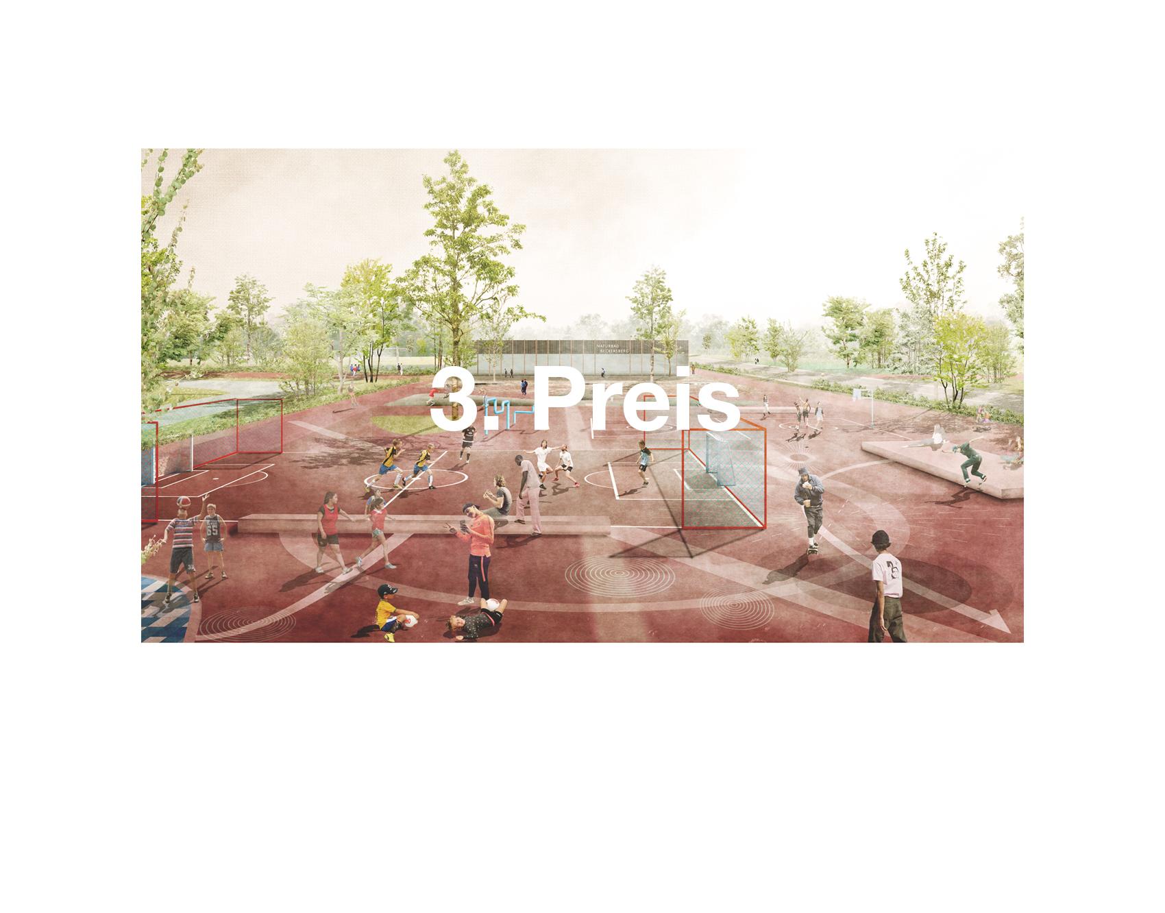 """09/2019<br>HERR & SCHNELL gewinnen in Zusammenarbeit mit Lysann Schmidt Landschaftsarchitektur einen 3. Preis<br> für den Masterplan Berckersberg in Henstedt-Ulzburg.<br><br><a href=""""/beckersberg"""">Projekt</a>"""