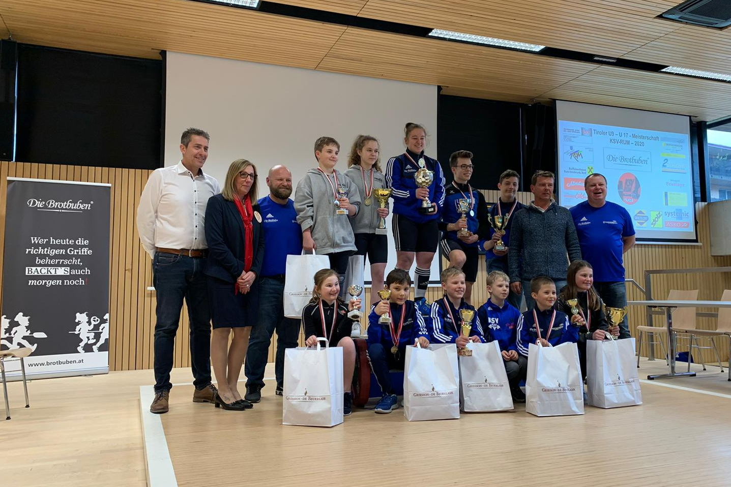 07.03.2020 - Erfolgreicher Tiroler Schüler- und Jugendmeisterschaften
