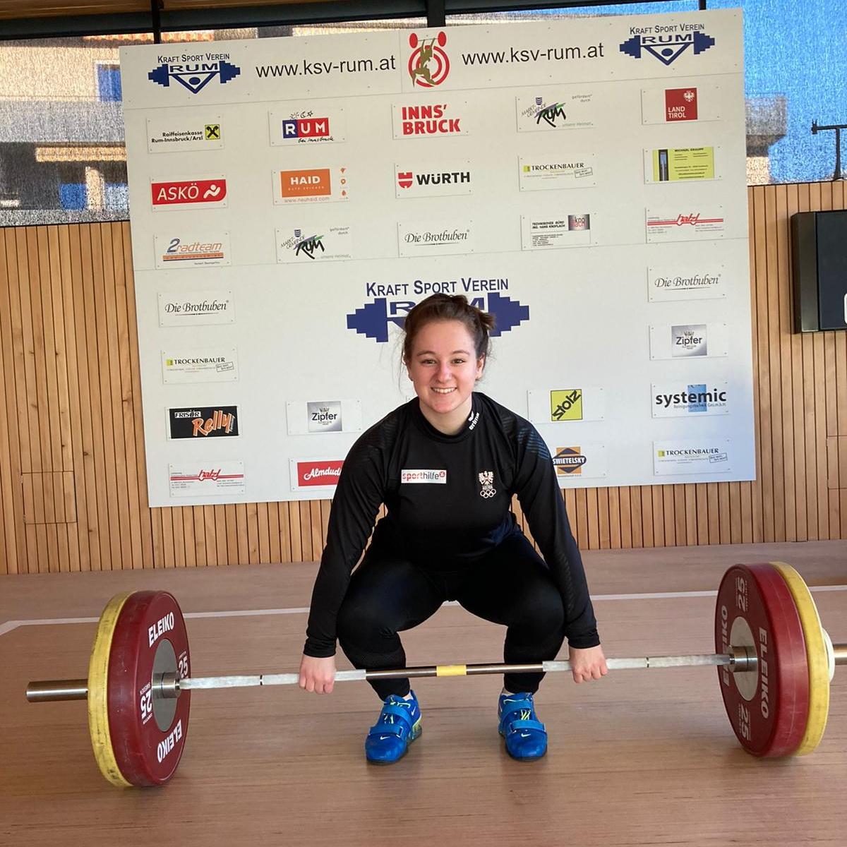 2021 - Victoria startet mit der Sporthilfe in das neue Jahr