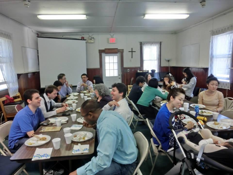 4月20日:Easter礼拝&ポットラック