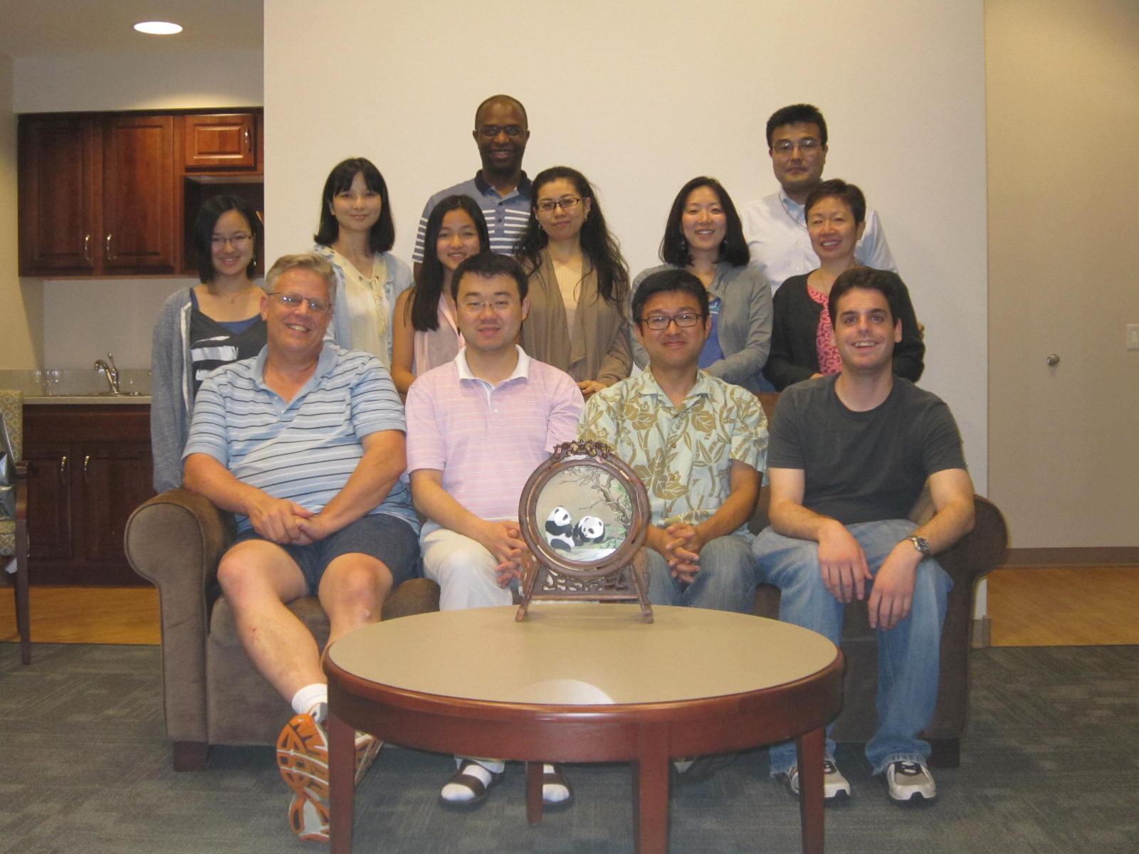 8月1日:chengさん壮行会