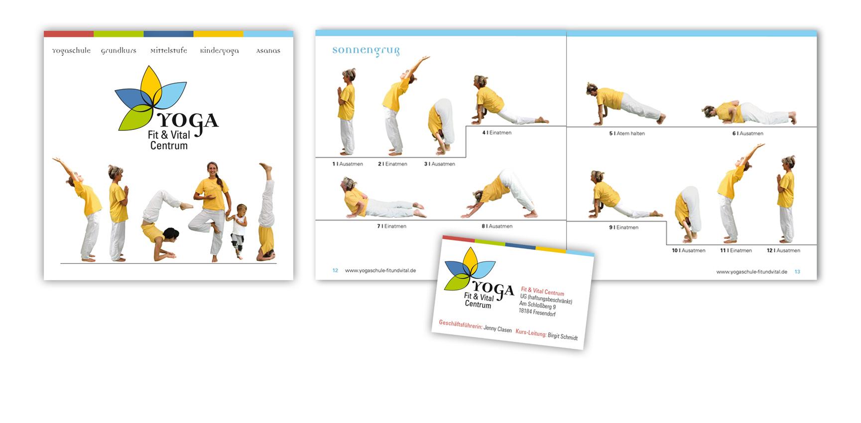 """""""Fit & Vital Centrum"""", Yogaschule"""