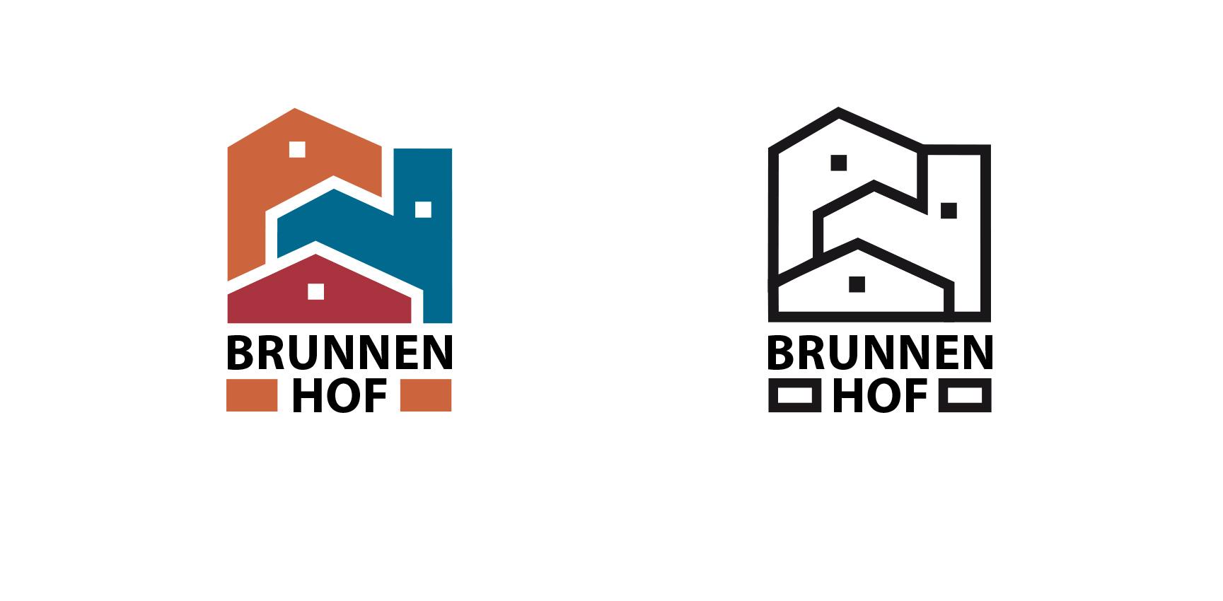 """""""Brunnenhof"""", Rostocker Gebäudekomplex"""