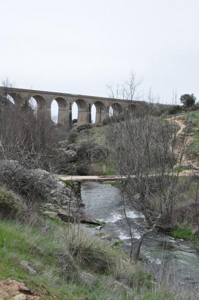 Viaducto llegando a Miraflores