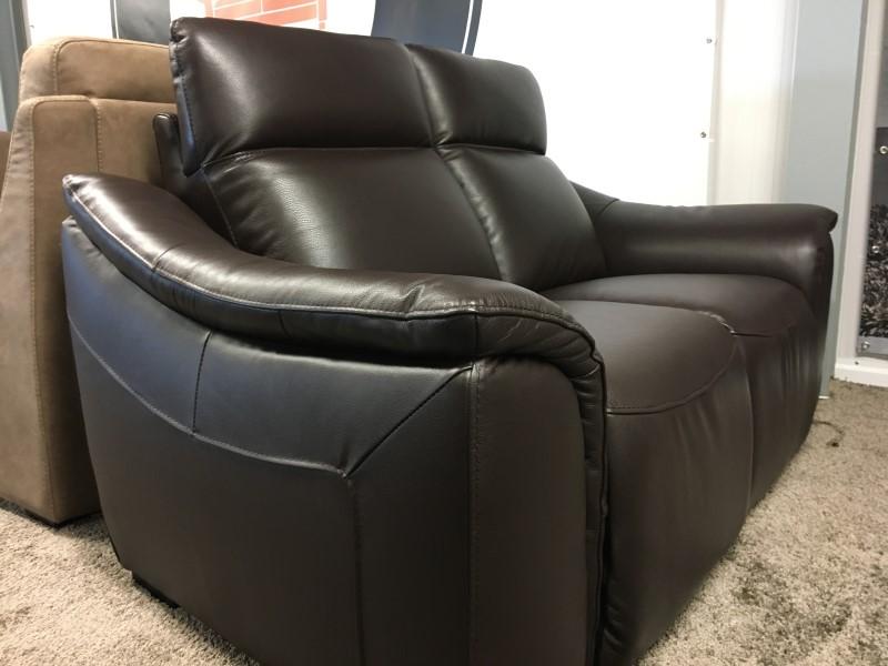 Leren Bank Met Verstelbare Rugleuning.Sofa Craft Luxe Banken Sofa Craft