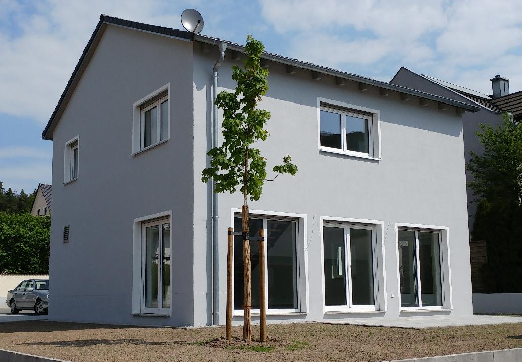 Neubau in Weiden in der Oberpfalz