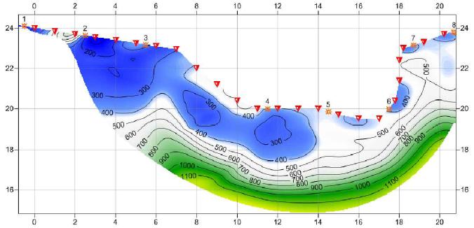 Tomografia  Sismica a Rifrazione