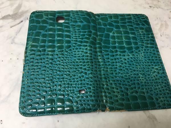 手帳型スマホケースを、お財布ケータイケースにリメイク
