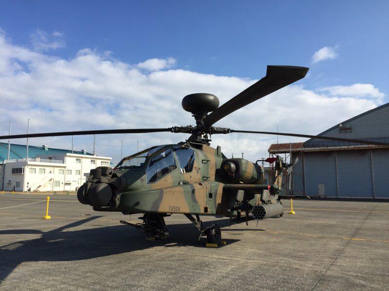 AH-64D 通称アパッチ