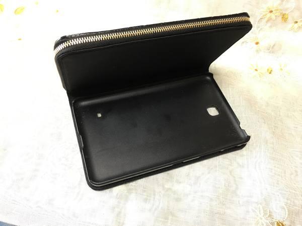 手帳型スマホケースを、お財布ケータイケースにリメイクーー中のケースは転用しました