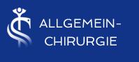 """Grafik: Button """"Allgemeinchirurgie"""" bei CHIRURGIE FLENSBURG NORD"""