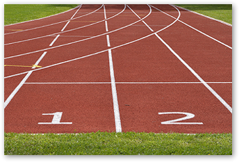 """Foto: """"Sportlerbetreuung, Leichtathletik"""", CHIRURGIE FLENSBURG NORD"""