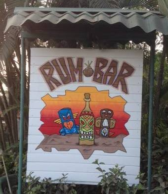 Rum Bar Dominical