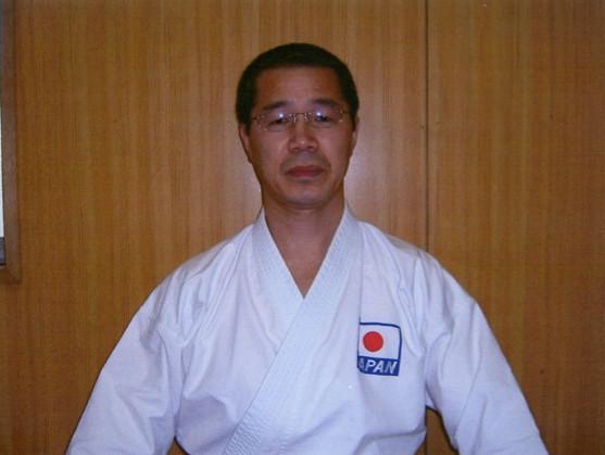 KAGAWA Masao sensei (7e dan)