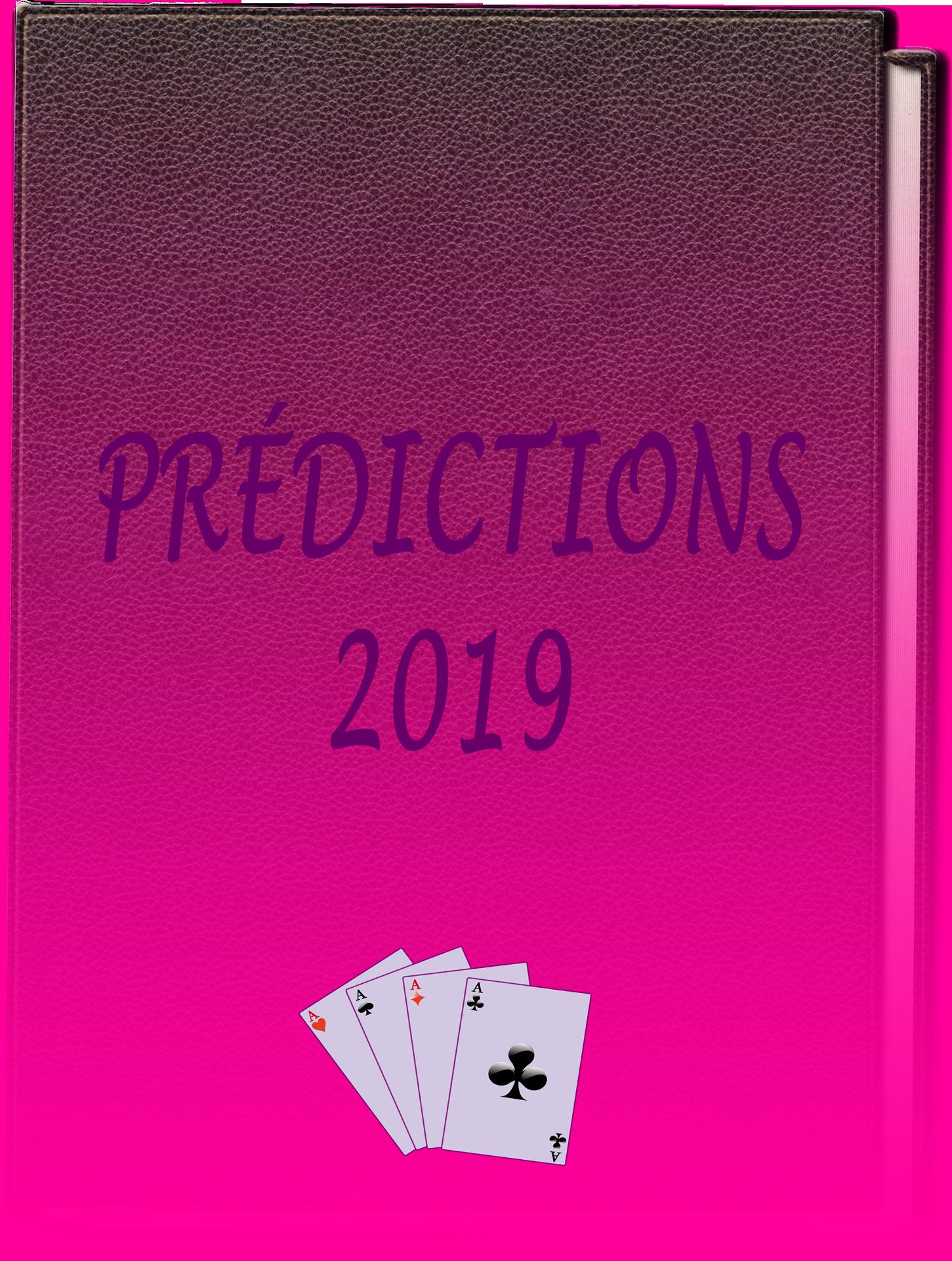 Prédictions 2019 par Stelline Voyance