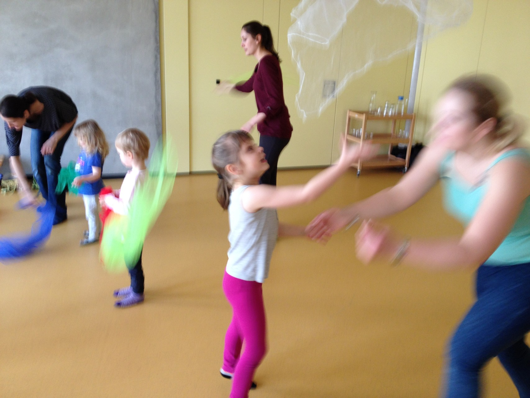 Eltern - Kind - Tanz