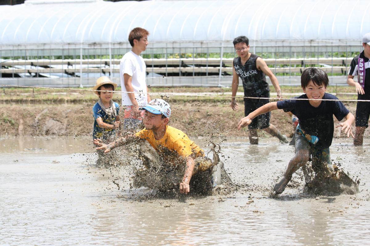 泥遊びは最高でしたか!?