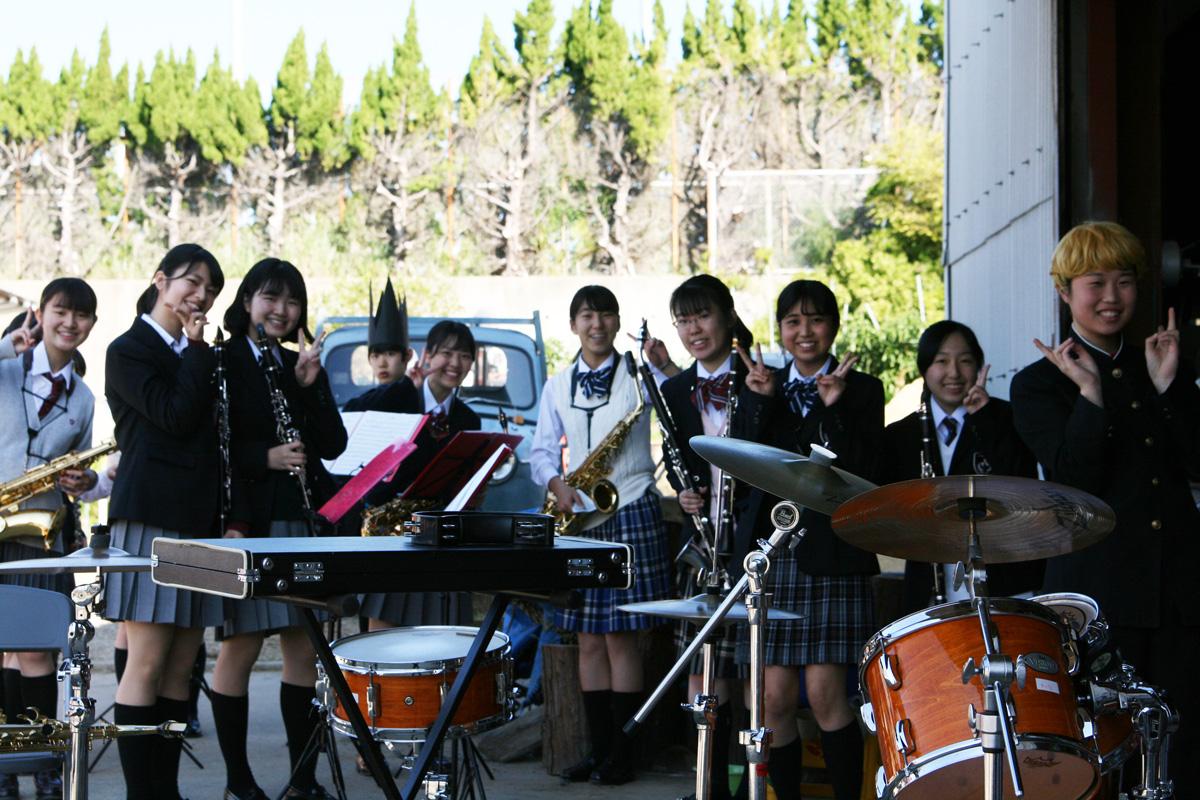 同志社香里吹奏楽部の皆様素敵な演奏ありがとうございます!!