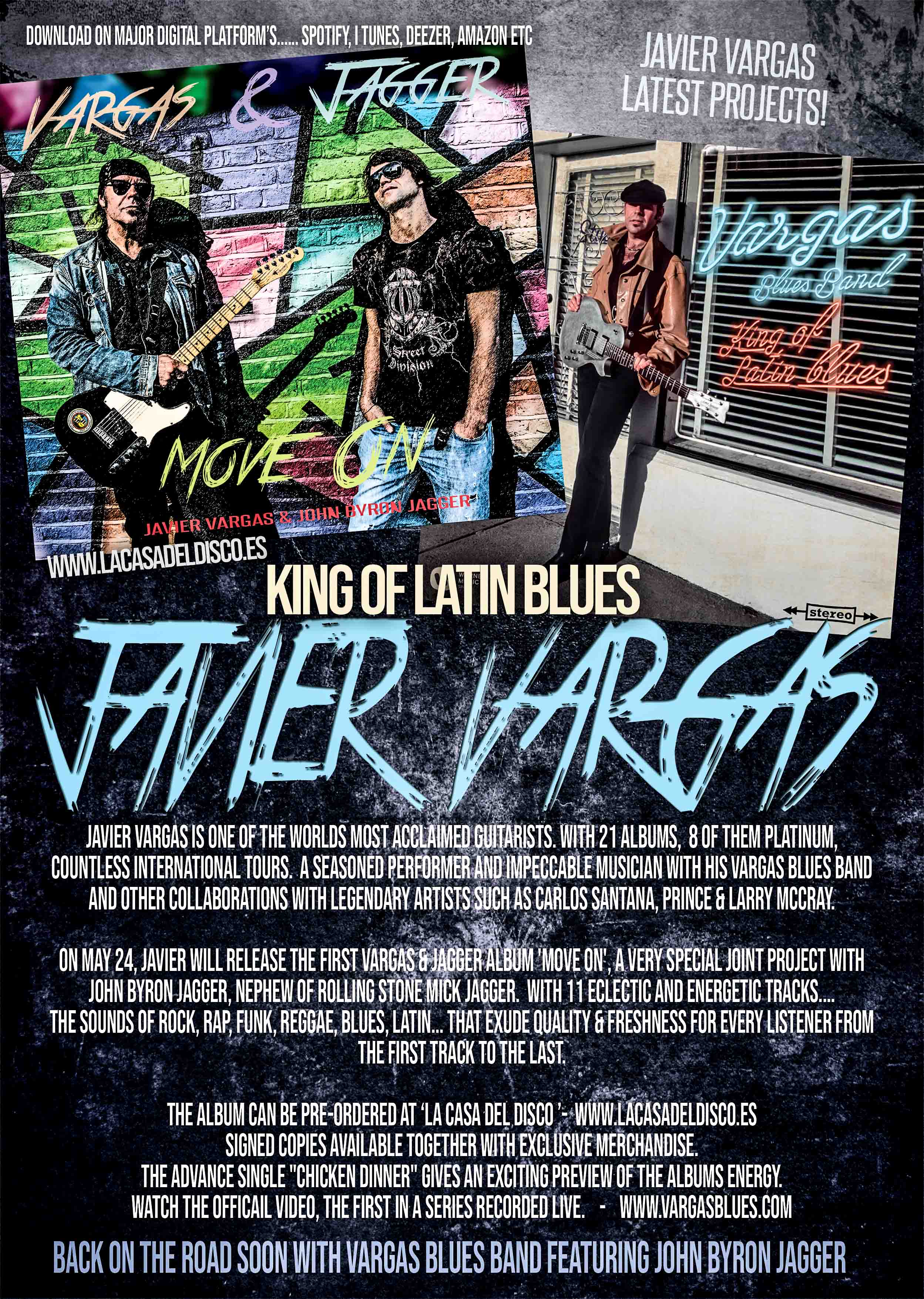 vargas blues band feat  john bryon jagger (eSP) - jh