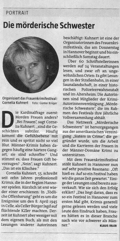 Klaus Irler, taz, am 03.11.2011