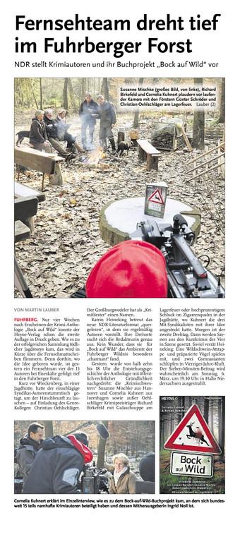 Martin Lauber, Nordhannoversche Zeitung am 23.02.2011