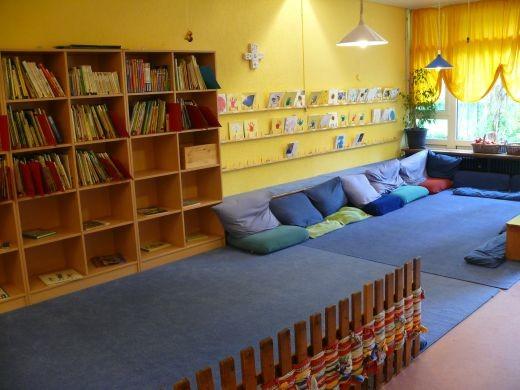 Das Gespensterzimmer - Bücherecke